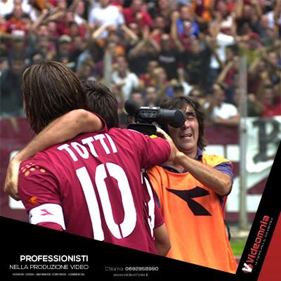 as Roma calcio Videomnia