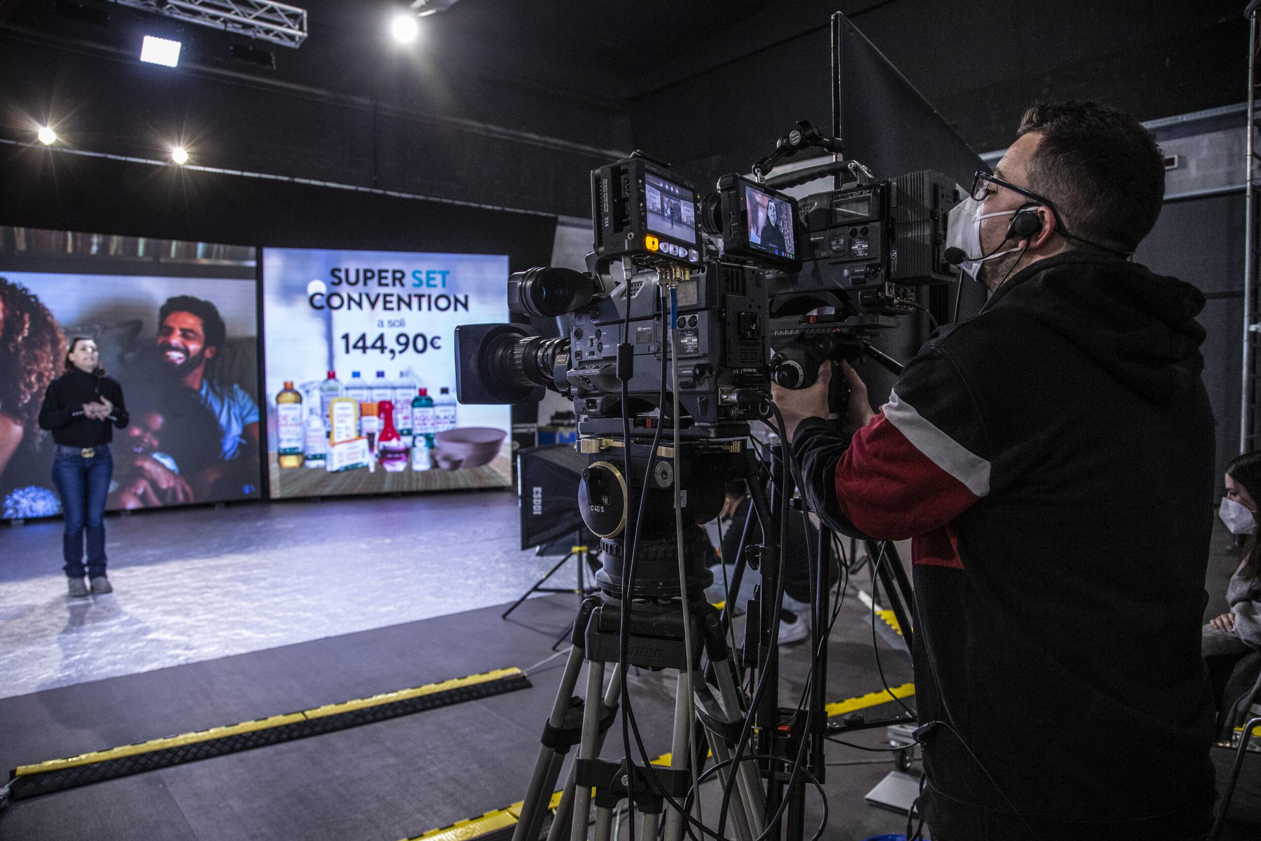 Sale Posa Televisive Evento Digitale Stanhome
