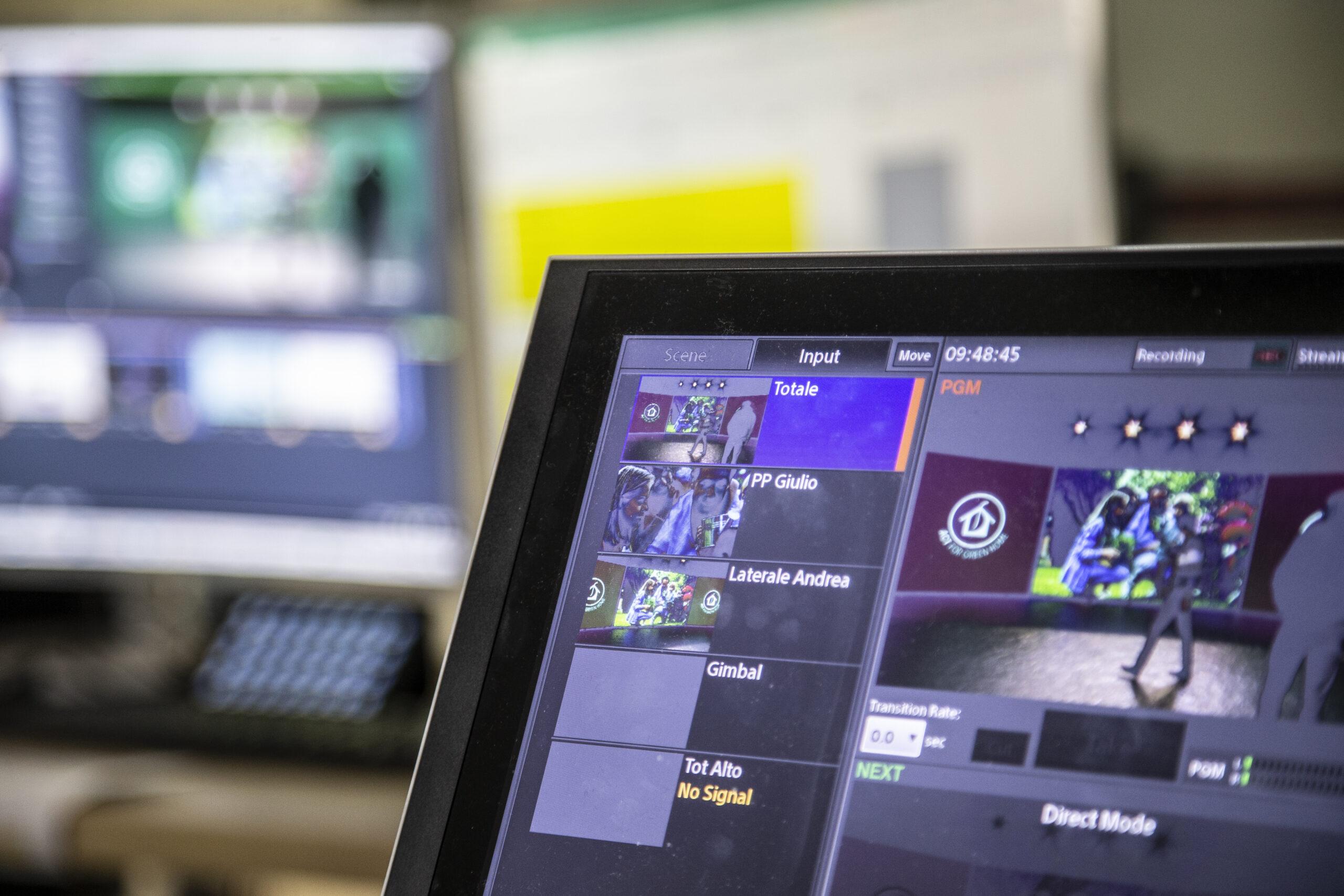 Videomnia Dirette Web Streaming